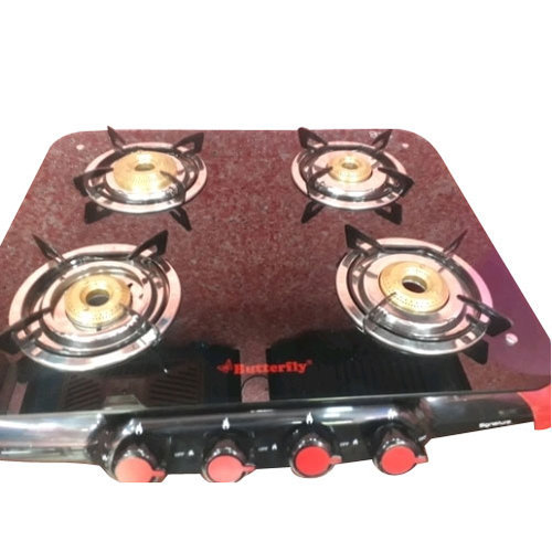 7f88a724e5f Butterfly Four Burner Gas Stove