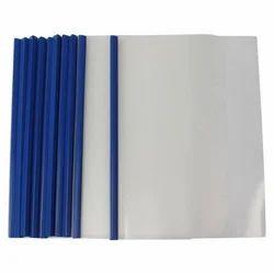 Plastic File Cover
