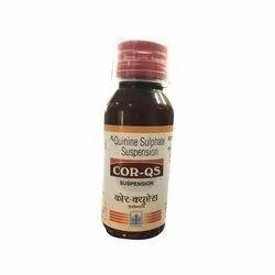 Quinine Sulphate Suspension, 60 Ml, Treatment: Malaria