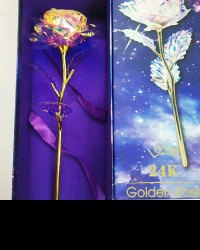 Hyperboles Electric 24k Golden Rose