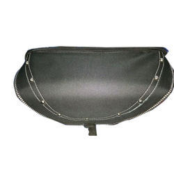 Leather Motorcycle Side Bag