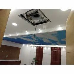 Eco Solvent Vinyl Wall Mounting Service