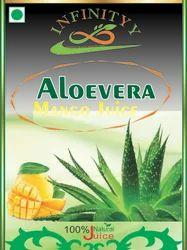 Aloevera Mango Flavor Juice
