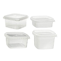 Plastic Square Container