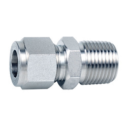 Male Connector Compression Fittings