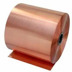 Beryllium Copper Strips UNS C-17200