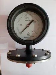 H Guru Low Pressure (Capsule) Pressure Gauges