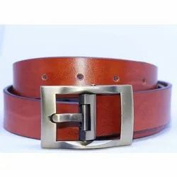 Gloden Leather Belt