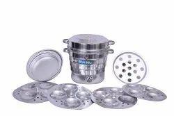 UNIMET JK Manual C-04 SPECIAL Multipurpose Light Weight Idli Pot