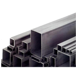 Welded Square Pipes, Thickness : 0.4 - 35 mm