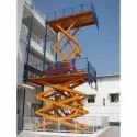 Multi Level Hydraulic Scissor Lift