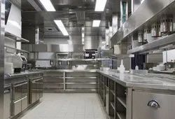 Heavy Duty Commercial Kitchen Equipment Repairing Service, Pan India