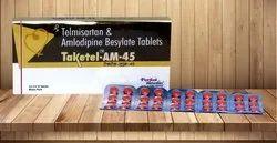 Telmisartan 40 mg & Amlodipine 5 mg