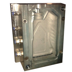 Oil Can Blow Mould