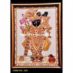 White Makrana Marble God Handicraft