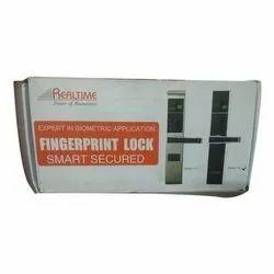 Real Time Fingerprint Lock