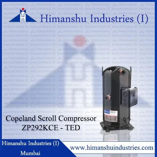 Copeland Scroll Compressor ZP292KCE-TED