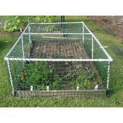G.I Green Garden Plastic Fencing Net, PVC Coated
