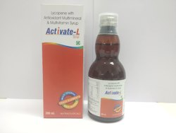 Activate-L Syrup