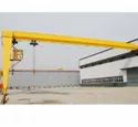 Box Type Single Girder EOT Crane