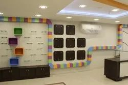 Commercial Interior Decorators, For Interiors Designs, Work Provided: Turnkey Execution