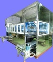 Multistage Ultrasonic Cleaning System