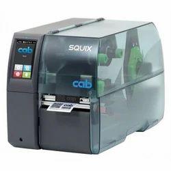 CAB Industrial Thermal Printers, Model: SQUIX 4