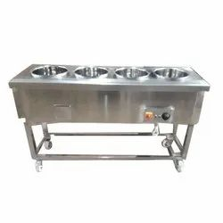 Stainless Steel Food Warmer Bain Marie