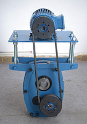 Shaft Mounted Speed Reducer with Motor Mounting