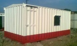 Plant Site Prefabricated Site Offices