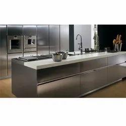 304 Grade Stainless Steel Kitchen