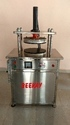 Half Cooked Hydraulic Semi Automatic Chapathi Machine