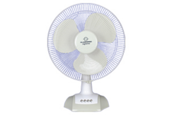 "Almonard Purple table fan 16"" supreme"