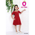 Lei-chie Casual Wear Girls Short Middy