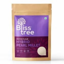 Bliss Tree Hybrid Pearl Millet Flour, Packaging Size: 400 G