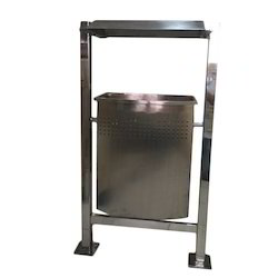 Stainless Steel 316 Hanging Dustbin