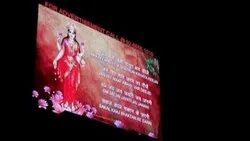 Outdoor Full Color LED Screen