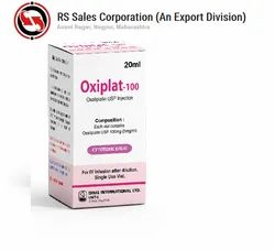 Oxiplat 100 mg Injection