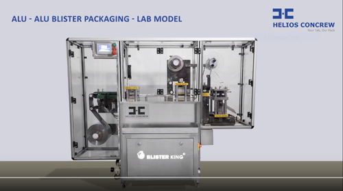 Blister Packaging Machine HC Lab Pack