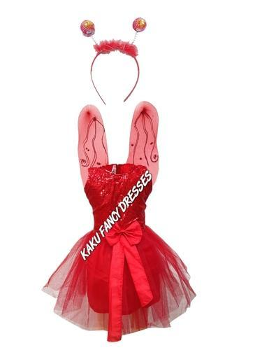 Kids Red Butter Fly Girl Fancy Dress Costume  sc 1 st  IndiaMART & Kids Red Butter Fly Girl Fancy Dress Costume at Rs 1000 /piece ...