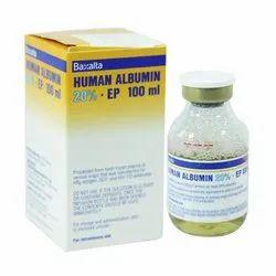 Human Albumin 20% 100ml