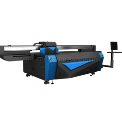 Flatbed UV Digital Printer Machine