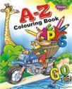 A-Z Coloring Book