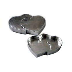 Double Heart Cake Tins