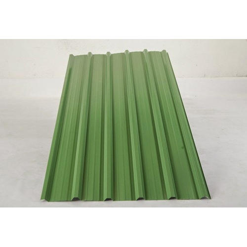 Mist Green Color Coated Roofing Sheet