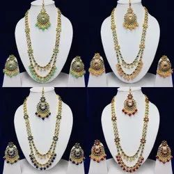 Kundan Long Necklaces