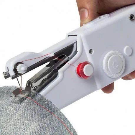 a06dbe99ce1 Automatic Handy Stitch Portable Stitching Machine (Cordless)