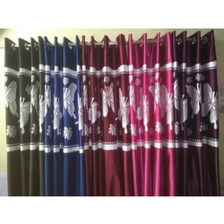 Printed Polyester Window Curtains