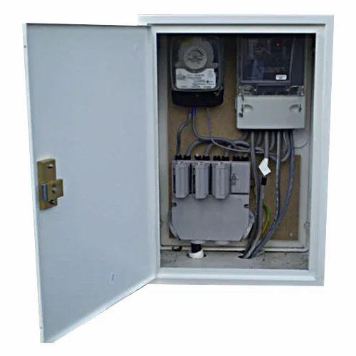 Mild Steel (MS) Electric Meter Box, Rs 800 /square feet, Balaji ...