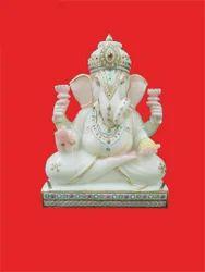 Charbhuja Ganesha Idols
